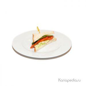 Сэндвич по-вегетариански