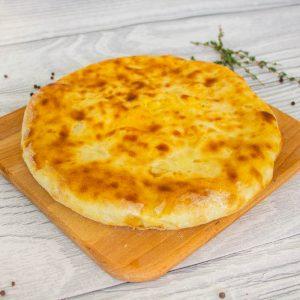 Осетинский пирог с говядиной и картофелем